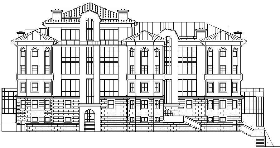 Дипломный проект ПГС ЖИЛОЙ ДОМ средней этажности Дипломные  Полный дипломный проект содержит пояснительную записку и графическую часть проекта